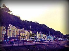 Mumbles, Swansea   Photo by Yasemin Onal  #instagram #swansea #seaside