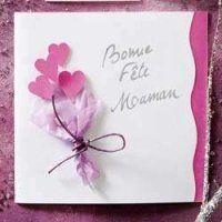 1000 images about fete des meres on pinterest coeur d - Carte fete des meres a imprimer ...