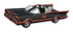 Diamond Select Toys Batman Classic 1966 TV Series: Batmobile Vinyl Bank Statue A Diamond Select Toys release Based on the fan-favorite vehicle from the classic 1966 TV series Measures long Real Batman, Batman Merchandise, Batman Collectibles, Batman Gifts, Batman Tv Series, Batman 1966, Dc Comics Heroes, Batmobile, Geek Gifts