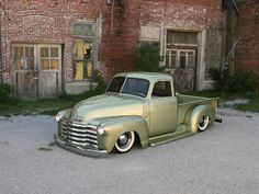 Perfect 1950 Chevy