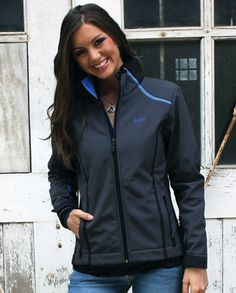 Active wear. This would be light weight and good to ride in because it would not restrict movement.