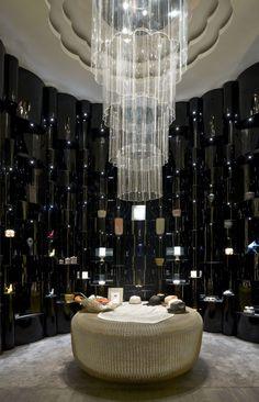 Luxury room with stunning interior design Luxurious Interior Decoration are Amazing : W Retreat & Spa, Bali