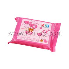 Baby Wipes   Spunlace :CR-540   Size: 160X200mm   package: 20pcs /pack  clean your baby's hands and face softly.  http://hknbc.com/products/baby-wet-wipes-.htm
