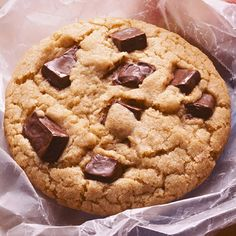Land O Lakes Chewy Jumbo Chocolate Chip Cookies... these are the best choc chip cookies ever.