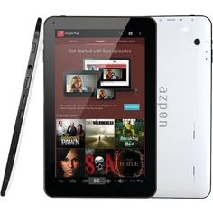 "Azpen 9"" A909 Dual Core Hd Tablet With Android 4.2 Jb #Azpen"