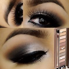 .@Fritzie Torres | Steps for previous post using UD naked 2 palette  featuring ✨pixie luxe✨ lash...