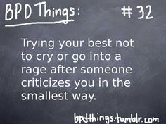 bpd   BPD Things   yup