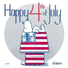 """"""" """" From Snoopy and the Peanuts gang """" Fourth Of July Pics, 4th Of July Images, July 4th, Images Snoopy, Snoopy Pictures, Peanuts Cartoon, Peanuts Snoopy, Peanuts Comics, Snoopy Love"""
