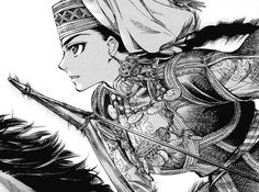 puellapeanut:  Friendly reminder that this was all drawn by hand. And it is fabulous. - Since people are not sure, this manga is called Otoyomegatari, or A Bride's Story and it is by Kaoru Mori. It is a Seinen historical work, that is stunningly drawn, and beautifully researched. This same author also drew and wrote Victorian Romance Emma, another amazing, historic series and my personal favorite of her works. All works by this author are great to read.