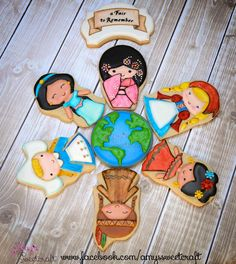 Princesses Around the World | Cookie Connection