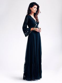 Candela Free Bird Gown at Free People Clothing Boutique