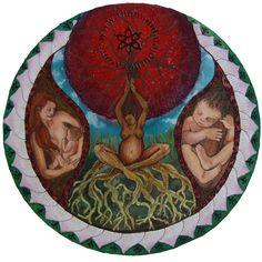 Pregnant, Pregnancy, Expecting, Birth, Childbirth Art