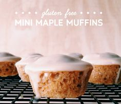 Mango muffins, Gluten free muffins and Tropical on Pinterest