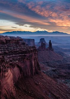 Canyonlands National Park in Utah, USA.