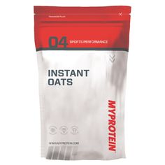MyProtein Instant Oats Unflavoured 2500 g Sources Of Carbohydrates, My Protein, Low Gi, Sport, Post Workout, Smoothies, Pure Products, Drinks, How To Make