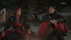 Hwarang: Episode 14 » Dramabeans Korean drama recaps
