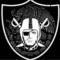 Cool Tattoos that are Easy . Cool Tattoos that are Easy . Pin On Design Tattoo Ideas Oakland Raiders Memes, Oakland Raiders Wallpapers, Oakland Raiders Football, Raiders Stuff, Raiders Girl, Okland Raiders, Raiders Tattoos, Lowrider Art, Eagle Art
