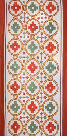 Mihail Alivizakis – icoana Byzantine Icons, Byzantine Art, Decorative Borders, Egg Art, Art Icon, Orthodox Icons, Tile Art, Christian Art, Printed Materials