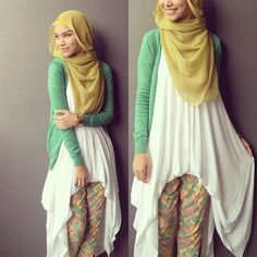 Fifi Alvianto ❤ hijab style