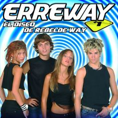 Argentinean pop quartet Erreway (R Way) were introduced to South American youth audiences as the four protagonists on the popular TV series Rebelde Way. Benjamin Rojas, Popular Tv Series, Indie Kids, Hakuna Matata, Netflix, Beautiful People, Tv Shows, American, Youth