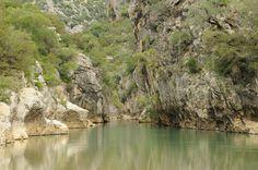 Cañón de las Buitreras, Serranía de Ronda.