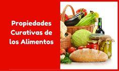 Propiedades Curativas de los Alimentos
