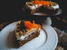 Mrkvový dort – My Healthy Moment