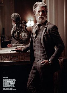Aiden Shaw Dons Luxe Suits for The Rake Magazine
