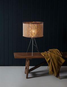 die 123 besten bilder von design leuchten aus holz in 2019. Black Bedroom Furniture Sets. Home Design Ideas