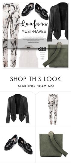 """YOINS #3"" by nanawidia ❤ liked on Polyvore featuring yoins, yoinscollection and loveyoins"