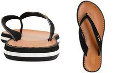 Lauren Ralph Lauren Ryanne Flip Flops - Sandals - Shoes - Macy's