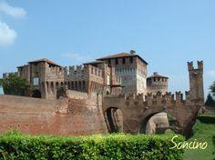 Soncino Castel, Italy