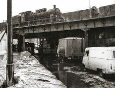 ul. Grunwaldzka (Berlinerstrasse), Bydgoszcz - 1975 rok, stare zdjęcia