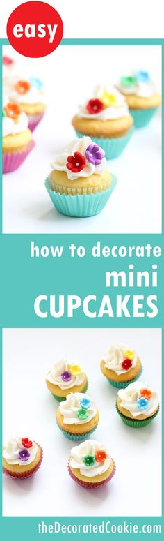 how to bake and deco