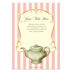 Free Vintage Tea Party Printables | pingg Blog Meet the Designers Party Music Party Tips Public Events