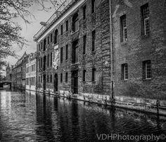 Delft black and white