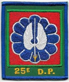 France Army French Army 25th Division Airborne Armee de Terre 25e Division Para