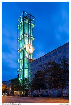 Aarhus City Hall by Arne Jacobsen – Geometry & Silence