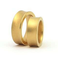 Trauringe extrem breit Gold, Eheringe Verlobungsringe Hochzeitsringe Ringe Gravur