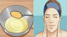 It Tightens The Skin Better Than Botox: This 3 Ingredients Face Mask Will Make You Look 10 Years Younger - Healthy Living Team Beauty Care, Diy Beauty, Beauty Hacks, Mascara Hacks, Natural Face Lift, Natural Hair, Les Rides, Homemade Face Masks, Facial Care