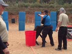 Making history at the first ever all female 3-gun match :)