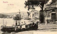 RAPALLO - FOTO STORICHE CARTOLINE ANTICHE E RICORDI DELLA LIGURIA