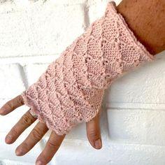 Fingerless Gloves, Arm Warmers, Fashion, Pink, Fingerless Mitts, Moda, Fashion Styles, Fingerless Mittens, Fashion Illustrations
