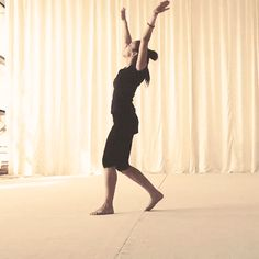I have a hard enough time catching a ball or pulling a needle. Meanwhile, there's rhythmic gymnasts... (gif)