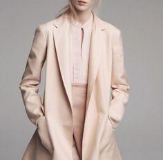 #pink #neutrals #blazer #suitup