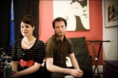 Lovely Killbots (Lauralee Sheehan & Ryan Beattie) Toronto based synth, piano, drum duo.
