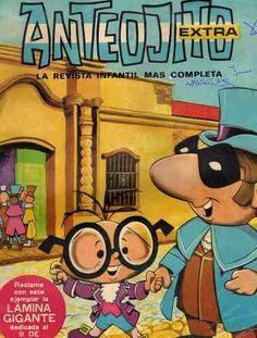 revista anteojito nº 188 - garcia ferre - 1968 Nostalgia, Ferrat, Children's Book Illustration, My Childhood, Childrens Books, Catholic, Memories, Cartoon, Comics