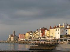 Piran at Adriatic Coast