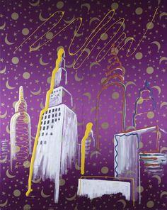 Skyscrapers   Sigmar Polke, Skyscrapers (1961)