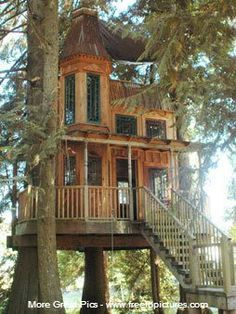 Dream Treehouse - www.freefbpictures.com